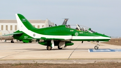 Photo ID 230980 by Ray Biagio Pace. Saudi Arabia Air Force BAE Systems Hawk 65, 8821