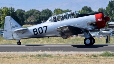 Photo ID 231009 by Gerald Howard. Private Private North American AT 6A Harvard, N56CU