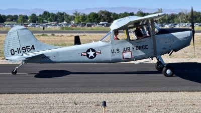 Photo ID 231011 by Gerald Howard. Private Private Cessna L 19A Bird Dog 305A, N70XH