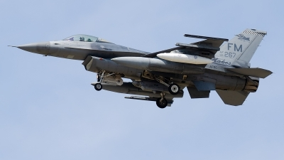 Photo ID 231033 by Brandon Thetford. USA Air Force General Dynamics F 16C Fighting Falcon, 86 0267