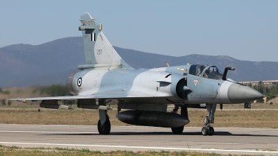 Photo ID 231028 by Walter Van Bel. Greece Air Force Dassault Mirage 2000EG, 237