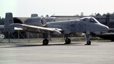 Photo ID 231128 by Alex Staruszkiewicz. USA Air Force Fairchild A 10A Thunderbolt II, 77 0237