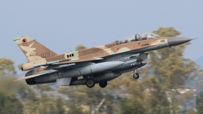 Photo ID 231047 by Stamatis Alipasalis. Israel Air Force General Dynamics F 16D Fighting Falcon, 079