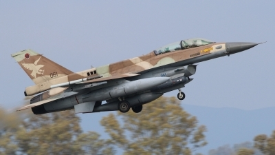 Photo ID 231046 by Stamatis Alipasalis. Israel Air Force General Dynamics F 16D Fighting Falcon, 061