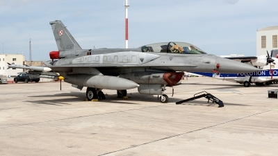 Photo ID 231050 by Ray Biagio Pace. Poland Air Force General Dynamics F 16D Fighting Falcon, 4081
