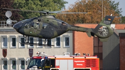 Photo ID 231079 by Jens Wiemann. Germany Army Eurocopter EC 135T1, 82 59