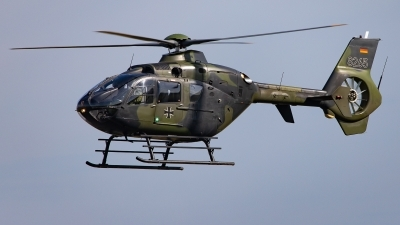 Photo ID 231080 by Jens Wiemann. Germany Army Eurocopter EC 135T1, 82 65