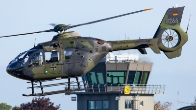 Photo ID 231083 by Jens Wiemann. Germany Army Eurocopter EC 135T1, 82 64