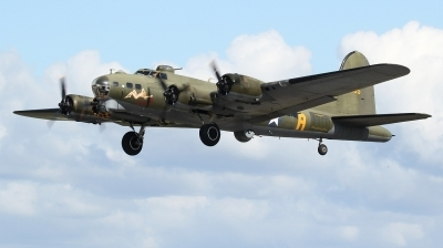 Photo ID 231134 by kristof stuer. Private B 17 Preservation Ltd Boeing B 17G Flying Fortress 299P, G BEDF