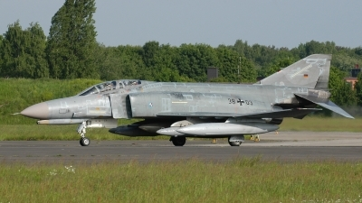 Photo ID 231150 by Klemens Hoevel. Germany Air Force McDonnell Douglas F 4F Phantom II, 38 03