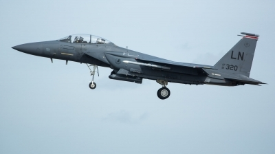 Photo ID 231195 by Doug MacDonald. USA Air Force McDonnell Douglas F 15E Strike Eagle, 91 0320