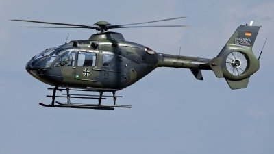 Photo ID 231227 by Rainer Mueller. Germany Army Eurocopter EC 135T1, 82 52