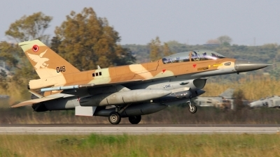 Photo ID 231229 by Stamatis Alipasalis. Israel Air Force General Dynamics F 16D Fighting Falcon, 046