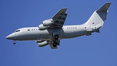 Photo ID 231276 by Fernando Sousa. UK Air Force British Aerospace BAe 146 C3 BAe 146 200QC, ZE708