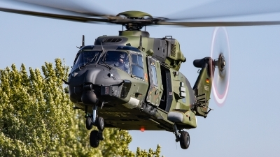 Photo ID 231311 by Jens Wiemann. Germany Army NHI NH 90TTH, 79 28