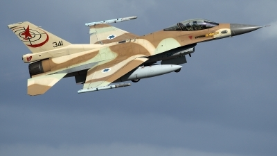 Photo ID 231329 by Claudio Tramontin. Israel Air Force General Dynamics F 16C Fighting Falcon, 341