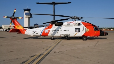 Photo ID 231332 by Rod Dermo. USA Coast Guard Sikorsky MH 60T Jayhawk, 6001
