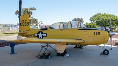 Photo ID 237837 by W.A.Kazior. USA Marines Beech T 34B Mentor, 140688