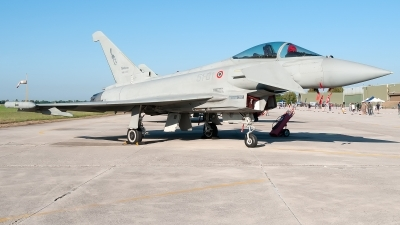 Photo ID 231394 by Varani Ennio. Italy Air Force Eurofighter F 2000A Typhoon EF 2000S, MM7316