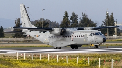 Photo ID 231405 by Jorge Guerra. Spain Air Force CASA C 295M, T 21 13