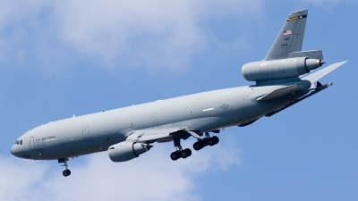 Photo ID 231428 by Brandon Thetford. USA Air Force McDonnell Douglas KC 10A Extender DC 10 30CF, 87 0122