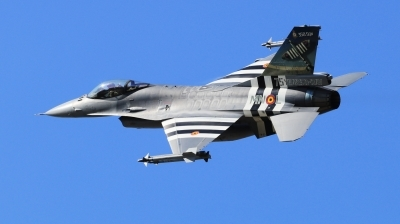 Photo ID 231442 by Milos Ruza. Belgium Air Force General Dynamics F 16AM Fighting Falcon, FA 57