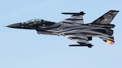 Photo ID 231498 by kristof stuer. Belgium Air Force General Dynamics F 16AM Fighting Falcon, FA 101