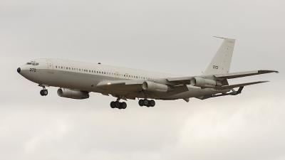 Photo ID 231493 by David Schmidt. Israel Air Force Boeing 707 3L6C Re 039 em, 272