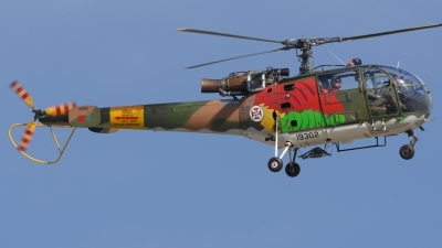 Photo ID 231590 by Alberto Gonzalez. Portugal Air Force Aerospatiale SA 316B Alouette III, 19302