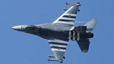 Photo ID 231507 by Sybille Petersen. Belgium Air Force General Dynamics F 16AM Fighting Falcon, FA 124