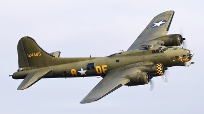 Photo ID 231544 by Walter Van Bel. Private B 17 Preservation Ltd Boeing B 17G Flying Fortress 299P, G BEDF