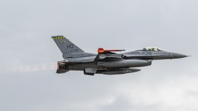 Photo ID 231549 by Paul Varner. USA Air Force General Dynamics F 16C Fighting Falcon, 90 0770