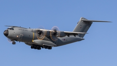 Photo ID 231559 by Paul Varner. UK Air Force Airbus Atlas C1 A400M, ZM419