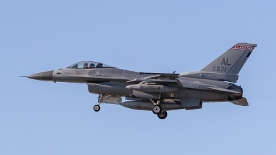Photo ID 231581 by Paul Varner. USA Air Force General Dynamics F 16C Fighting Falcon, 87 0271