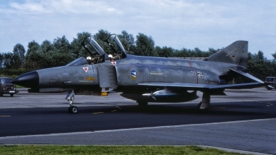 Photo ID 231616 by Gerrit Kok Collection. Germany Air Force McDonnell Douglas F 4F Phantom II, 37 11