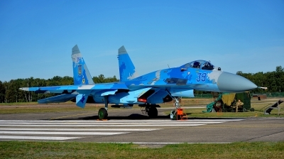 Photo ID 231617 by Alex Staruszkiewicz. Ukraine Air Force Sukhoi Su 27S, 39 BLUE