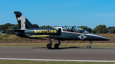 Photo ID 231681 by Hans Rödel. Private Breitling Jet Team Aero L 39C Albatros, ES YLN