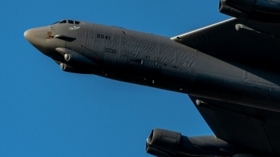 Photo ID 231630 by Martin Thoeni - Powerplanes. USA Air Force Boeing B 52H Stratofortress, 60 0041