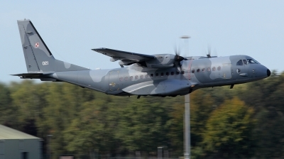 Photo ID 231671 by kristof stuer. Poland Air Force CASA C 295M, 021