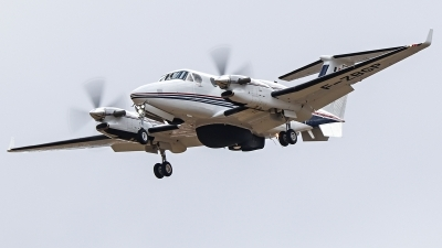 Photo ID 231651 by Ruben Galindo. France Customs Beech Avenger T1 Super King Air 350ER, F ZBGP