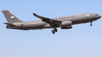 Photo ID 231652 by Ruben Galindo. Singapore Air Force Airbus A330 243MRTT, MRTT037