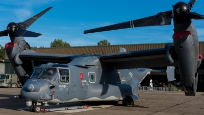 Photo ID 231663 by Hans Rödel. USA Air Force Bell Boeing CV 22B Osprey, 12 0064