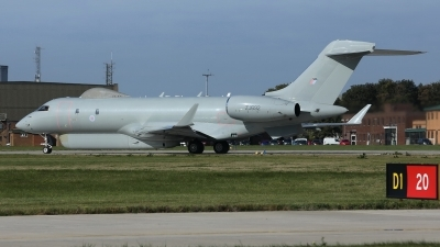 Photo ID 231662 by Sybille Petersen. UK Air Force Bombardier Raytheon Sentinel R1 BD 700 1A10, ZJ692