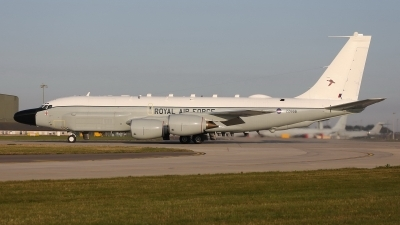 Photo ID 231744 by Sybille Petersen. UK Air Force Boeing RC 135W Rivet Joint 717 158, ZZ666