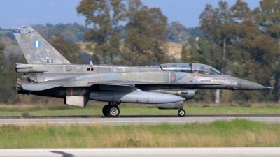 Photo ID 232280 by Stamatis Alipasalis. Greece Air Force General Dynamics F 16D Fighting Falcon, 618