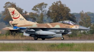 Photo ID 231712 by Stamatis Alipasalis. Israel Air Force General Dynamics F 16C Fighting Falcon, 384