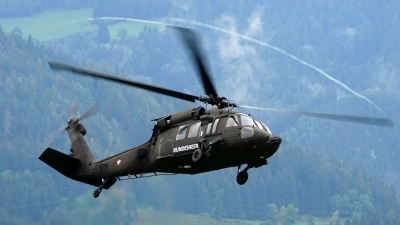 Photo ID 231783 by Lukas Kinneswenger. Austria Air Force Sikorsky S 70A 42 Black Hawk, 6M BB