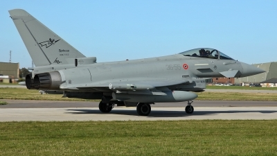 Photo ID 231780 by Sybille Petersen. Italy Air Force Eurofighter F 2000A Typhoon EF 2000S, MM7352