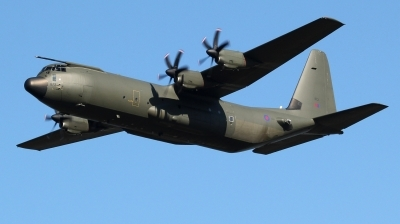 Photo ID 231795 by kristof stuer. UK Air Force Lockheed Martin Hercules C4 C 130J 30 L 382, ZH872