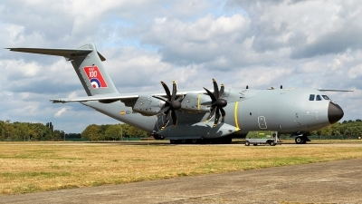 Photo ID 231854 by Mario Boeren. Company Owned Airbus Airbus A400M Atlas, EC 400